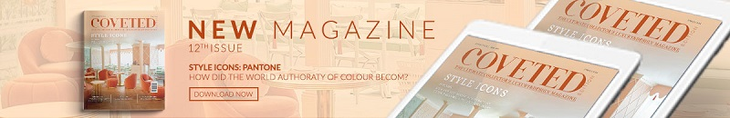 CovetED Magazine 12th Edition Interior Design Magazine  COLOR TRENDS TO STAY BY ELLE DECOR COVETED 20800