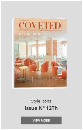 CovetED Magazine 12th Edition Interior Design Magazine