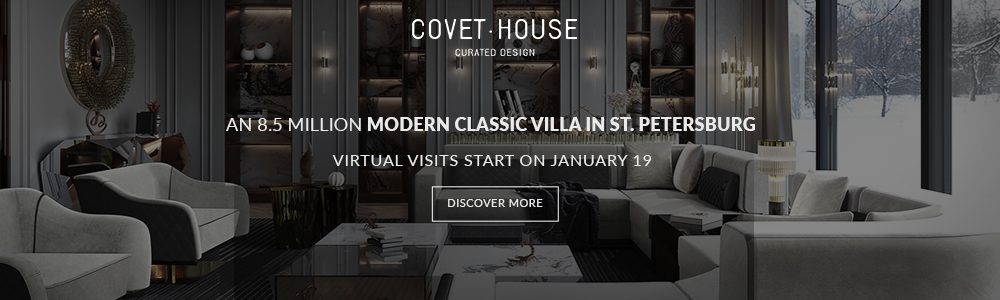 million dollar house CH modern classic villa Discover This 8.5 Million Modern Classic Villa By Covet House! blog