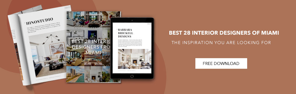 EBOOK CBC MIAMI top 100 interior designers Get to Know the TOP 100 Interior Designers Boca do Lobo Selection miami