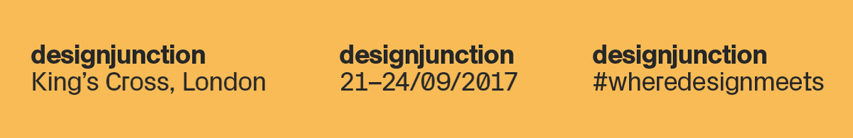 designjunction 2017 Where Design Meets - Enticing Reasons to Visit designjunction 2017 desigjunction