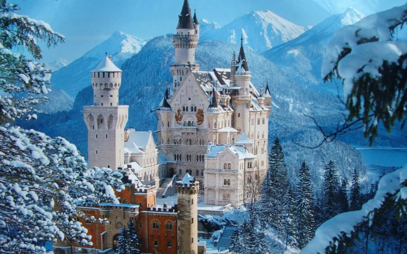 Covetedition-Have-a-trip-to-Royal-Neuschwanstein-Castle-with-us-winter-time  Have a trip to Royal Neuschwanstein Castle with us Covetedition Have a trip to Royal Neuschwanstein Castle with us winter time