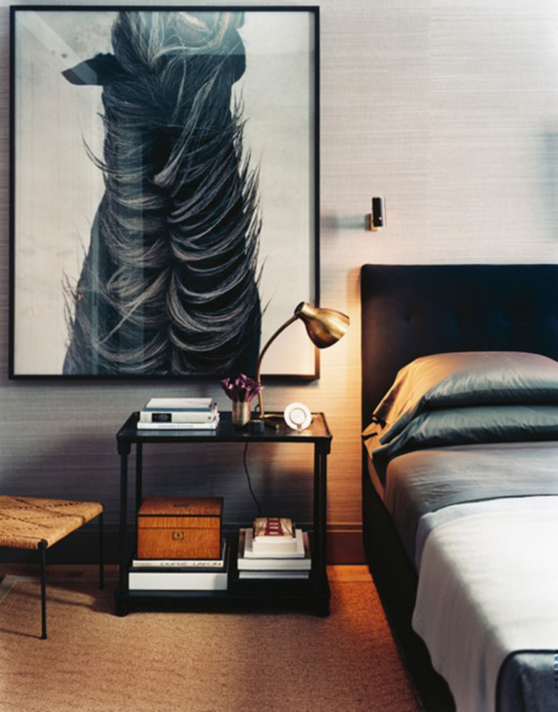 Interior inspirations of the day Anouska Hempel and Mark Cunningham