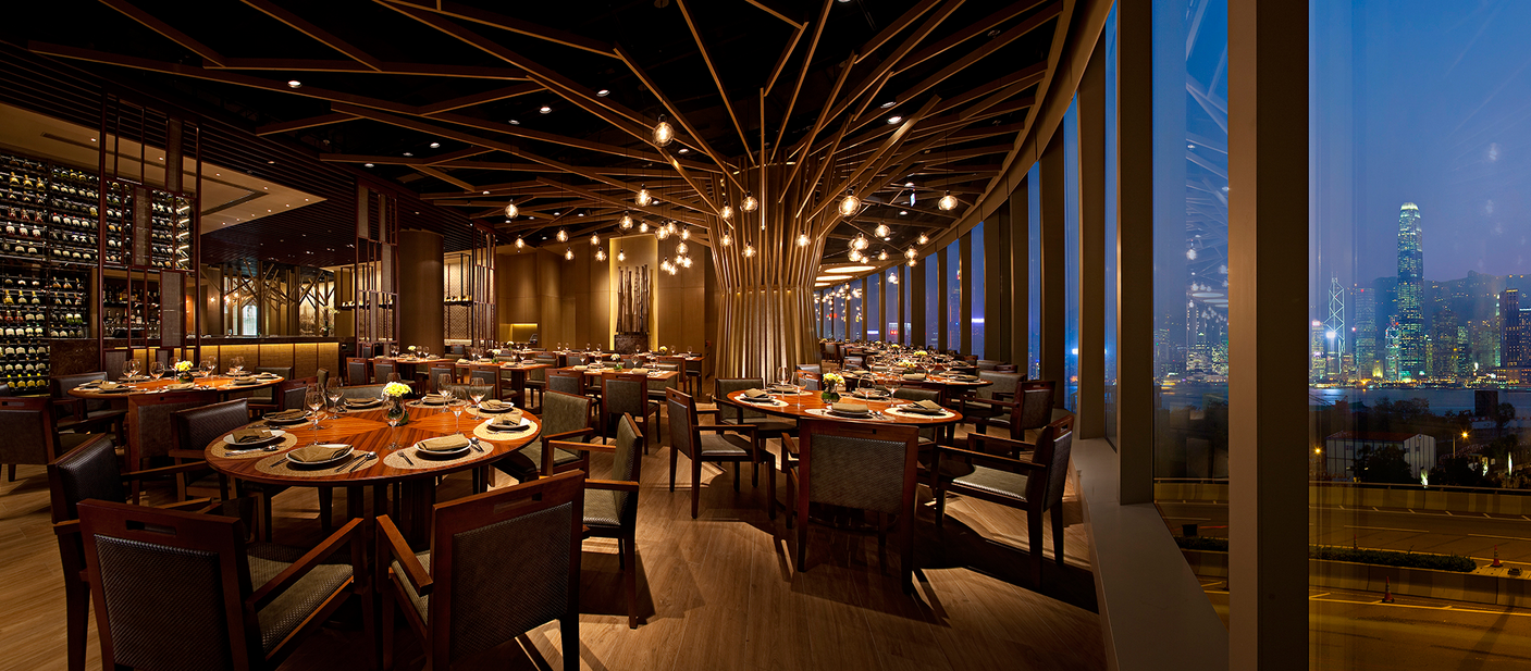 Covet Edition Coveted Luxury Magazine Steve Leung Restaurant