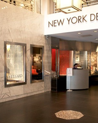 Best Showrooms at New York Design Center