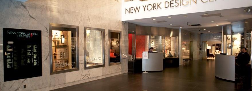 Best Showrooms at New York Design Center