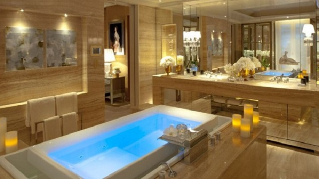 The Amazing Penthouse in Paris Four Seasons Hotel