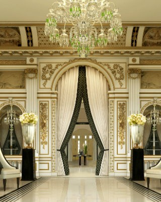 covet-edition-Luxury-Peninsula-Hotel-Suite-in-Paris-lobby Peninsula Paris Hotel Be Fascinated by the Spacious Suites of the Peninsula Paris Hotel covet edition Luxury Peninsula Hotel Suite in Paris lobby 320x400