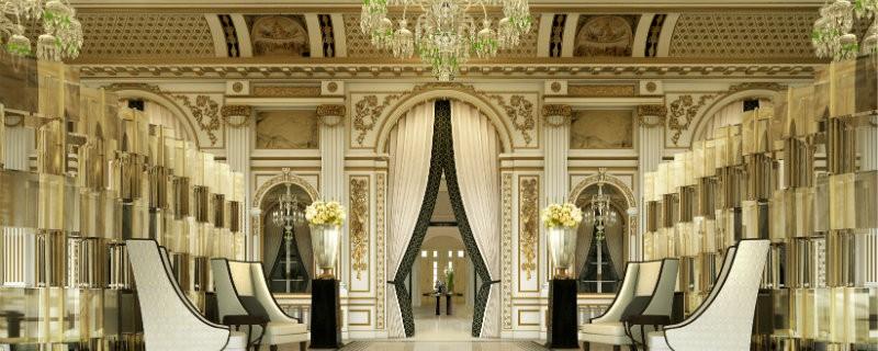 covet-edition-Luxury-Peninsula-Hotel-Suite-in-Paris-lobby