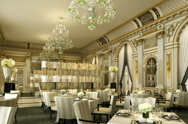 Be Fascinated by the Spacious Suites of the Peninsula Paris Hotel