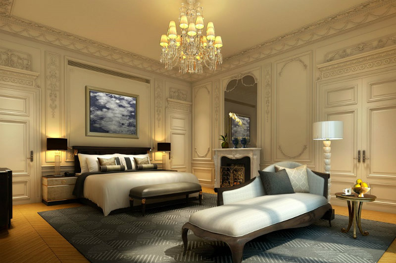 Be Fascinated By The Ious Suites Of Peninsula Paris Hotel