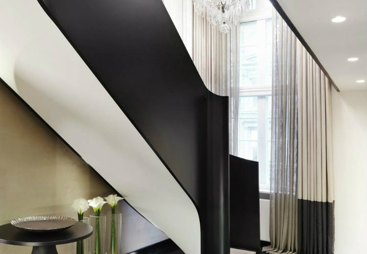 pied-a-terre-in-london residential projects by kelly hoppen The Best Residential projects by Kelly Hoppen in United Kingdom pied a terre in london