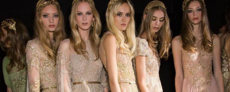 Covetedition-Elie Saab's New Haute Couture Collection-Backstage