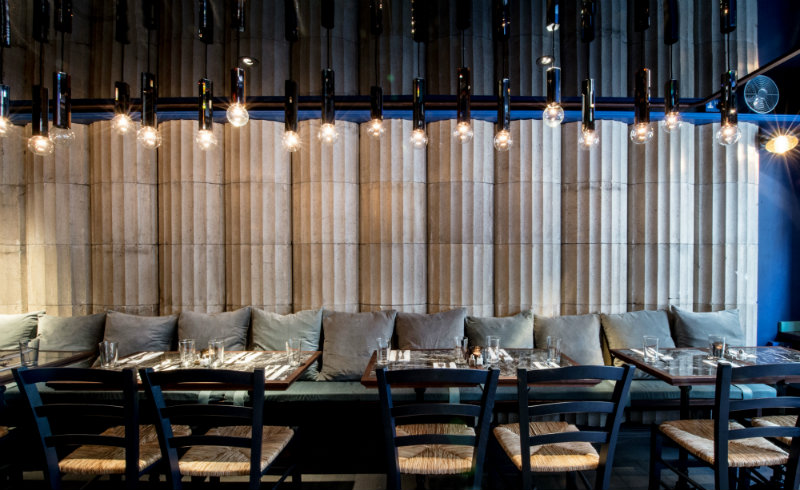 Covetedition-High style Suvlaki Restaurant in London- London Restaurant
