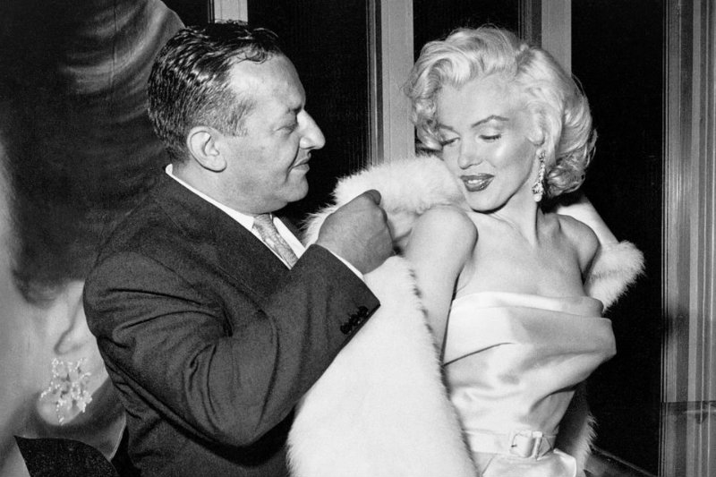 Covetedition-Marilyn Monroe's 89th birth anniversary-Husband