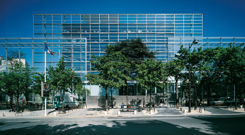 Covetedition-The Fondation Cartier pour l'Art Contemporain-headquaters