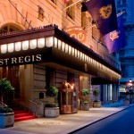 Presidential Suite at The St. Regis New York