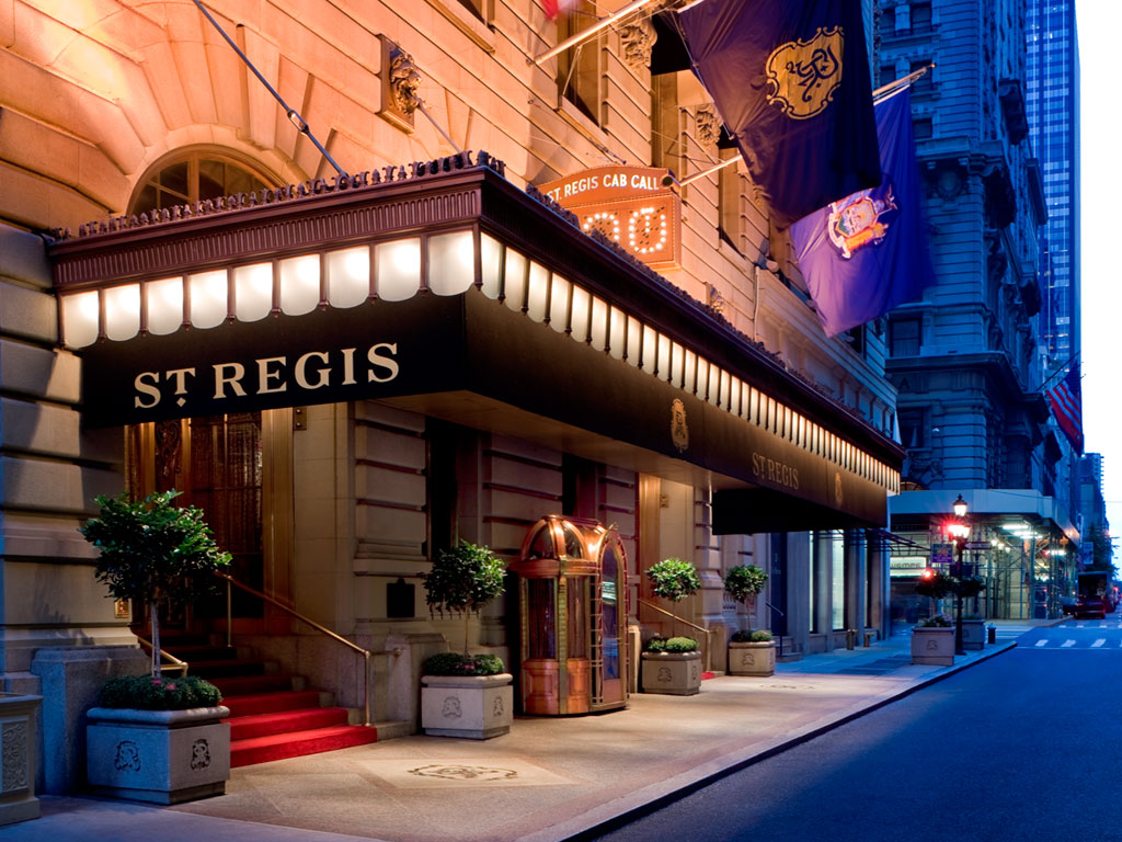 Presidential Suite at The St. Regis New York  Presidential Suite at The St. Regis New York Presidential Suite at The St