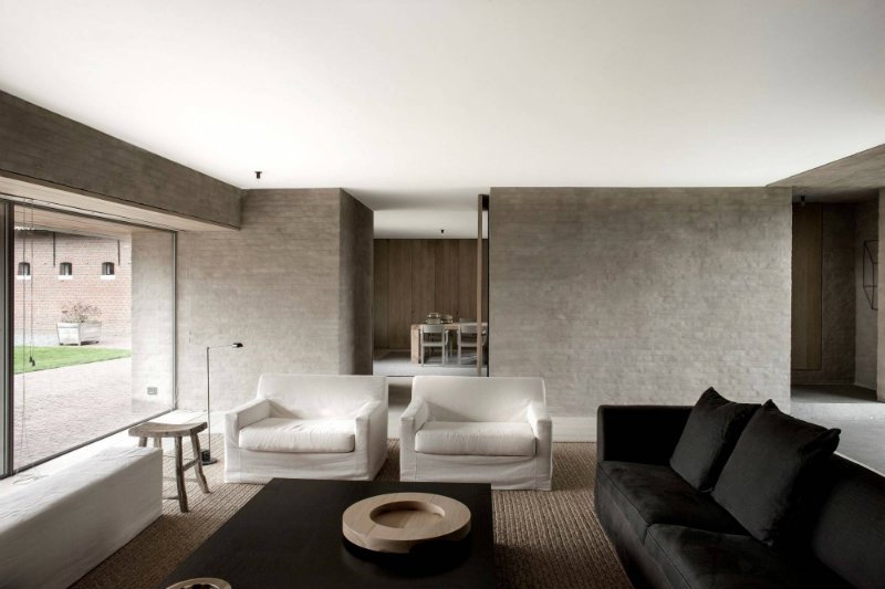 Inspirational interior designers: Vincent van Duysen – Covet Edition