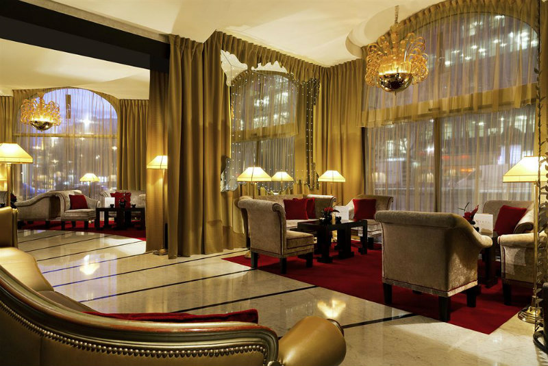 Presidential Suite of Fouquets Barriere in Paris