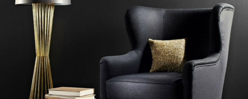 Covetedition-BLACK & GOLD FOR A STYLISH LIVING ROOM-featured