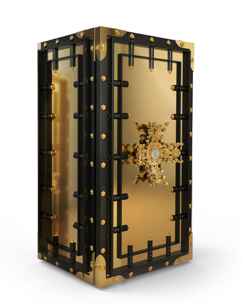 Covetedition-High Luxury Safes from Boca do Lobo-knox-luxury-safe