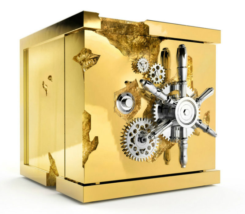 Covetedition-High Luxury Safes from Boca do Lobo-millionaire-jewelry-safe