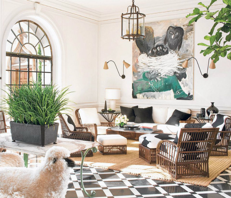Top 10 interior designers in new york covet edition for New york style interior