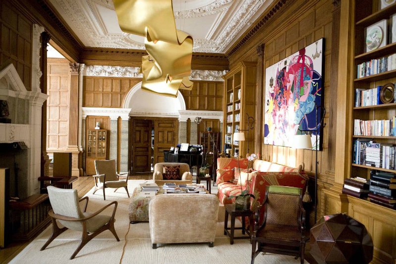 Discover the Very Best Interior Designers in New York City 5 best interior designers Discover the Very Best Interior Designers in New York City coveted Top 10 interior designers in New York Robert Couturier