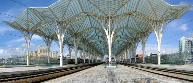 coveted-Top-Architects Santiago Calatrava-gare-do-oriente-lisboa-3