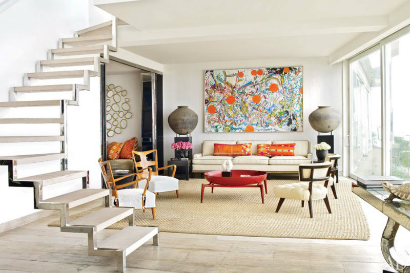 Top Interior Designers | Meet Alberto Pinto's Awe-Inspiring Work Top Interior Designers Top Interior Designers | Meet Alberto Pinto's Awe-Inspiring Work coveted Top Interior Designers Alberto Pinto brazil apartment living room 1