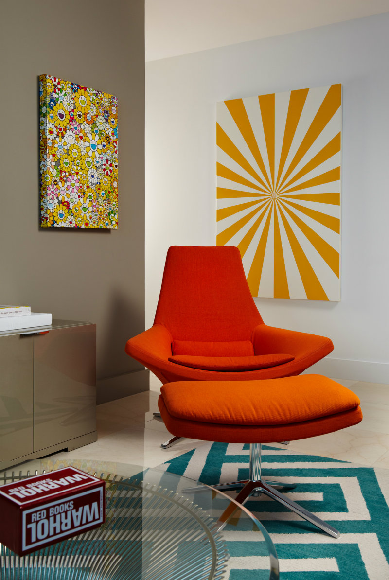 Coveted Top Interior Designers Allen Saunders Paintings