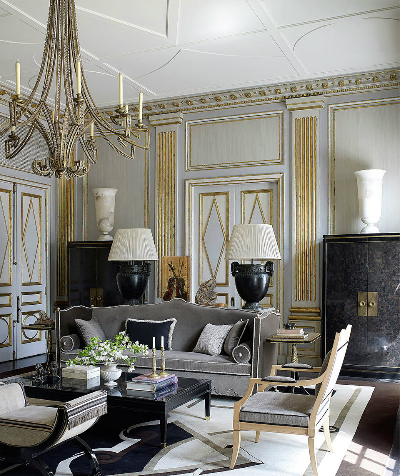 Coveted top interior designers jean louis deniot images for Famous interior designs