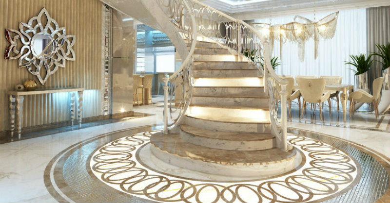 coveted Top Luxury Antonovich Design Style stairs interiors