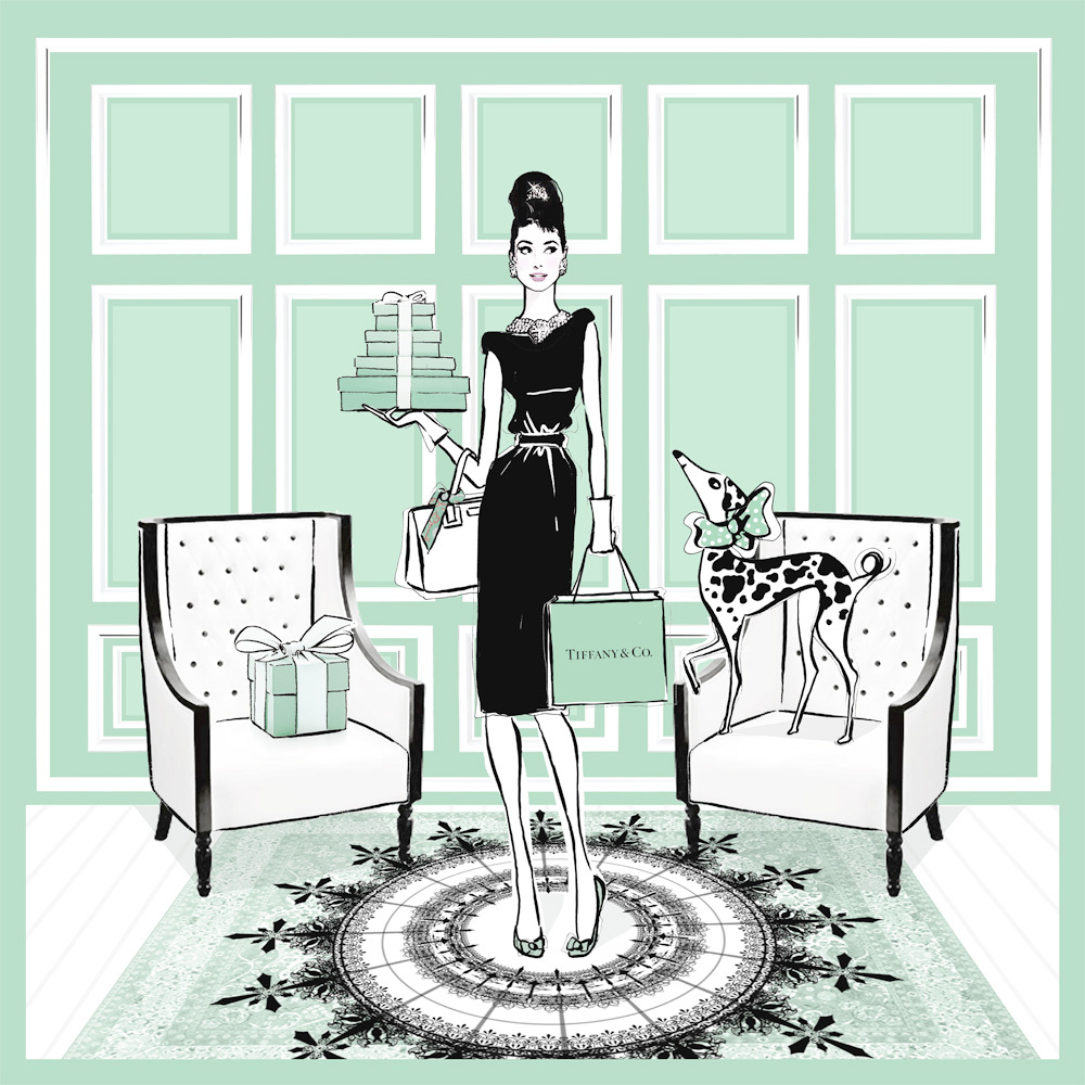 ILLUSTRATED INTERIORS FROM THE ICONSk OF STYLE (3)  Book review: FASHION HOUSE by Megan Hess ILLUSTRATED INTERIORS FROM THE ICONS OF STYLE 5