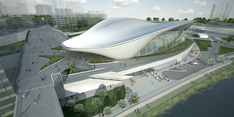 Top Architects and Designers Be Inspired by The Legacy of Zaha Hadid (2)