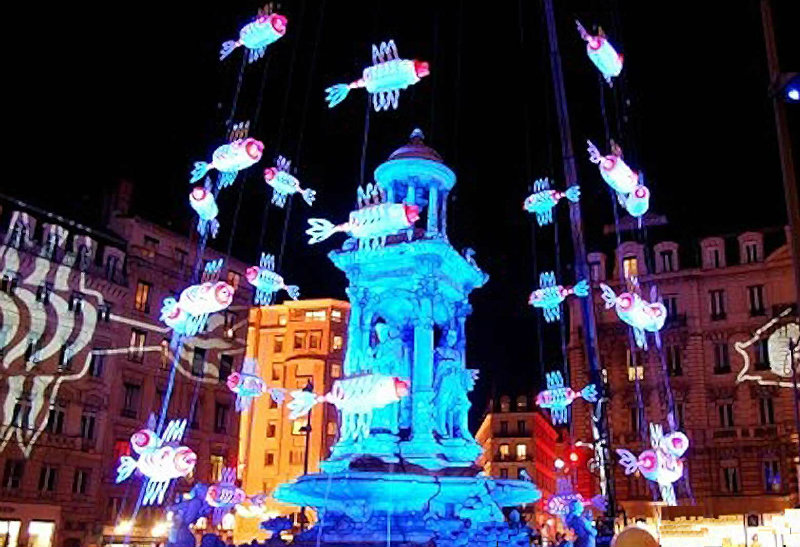 Lumiere Light Art Festival