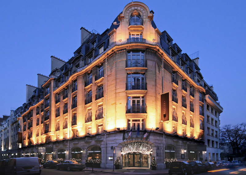 Luxury hotels celebrate paris design week for Hotel paris design