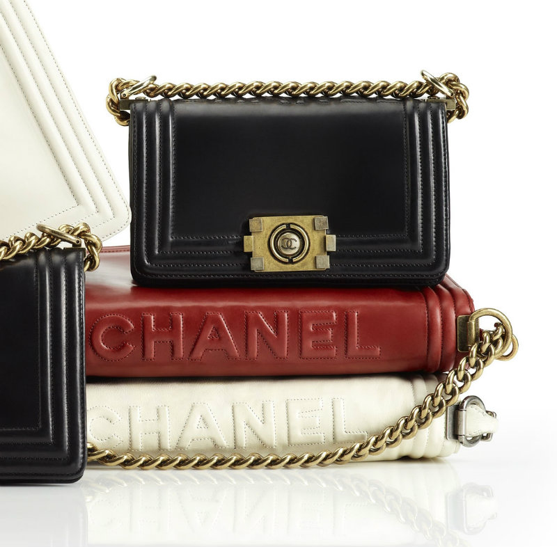 coveted-The-House-of-Chanel-Chanel-Boy CHANEL THE HOUSE OF CHANEL coveted The House of Chanel Chanel Boy