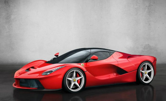 Ferrari - The Most Powerful Italian Luxury Sports Cars Manufacturer