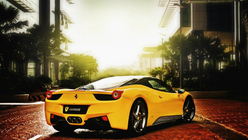 coveted-Ferrari-Italian-luxury-car-manufacturer-cars