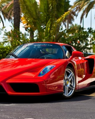 coveted-Ferrari-Italian-luxury-car-manufacturer-red