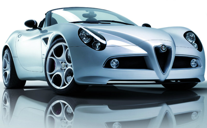 luxury car brands alfa romeo  Italian car manufacturer Alfa Romeo – Covet Edition