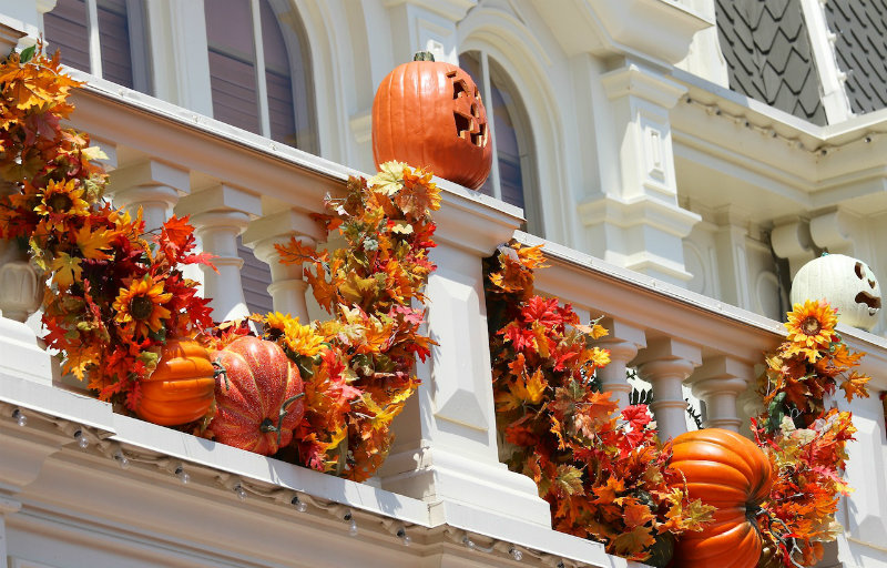 coveted luxury halloween design ideas balcony decor luxury halloween design - Halloween Design Ideas
