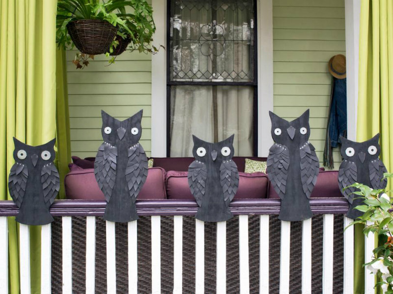 coveted luxury halloween design ideas owl luxury halloween design ideas coveted - Halloween Design Ideas