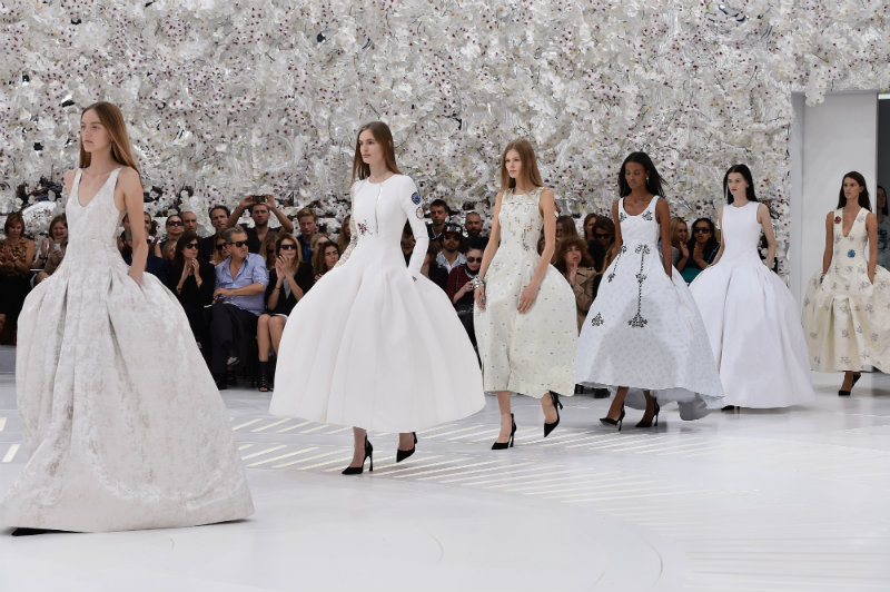 coveted-The-most-beautiful-of-Dior-defile French Fashion The Most Beautiful Creations of French Fashion Brand Dior coveted The most beautiful of Dior defile