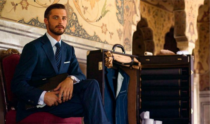 Zegna Men's Suits Are as Extraordinary and Classical as it Gets