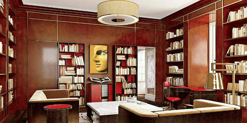 "Assouline Interiors is all about passion and ""Savoiu Vivre"""