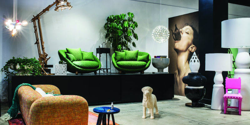 Beauty of High End Moooi Products in New York