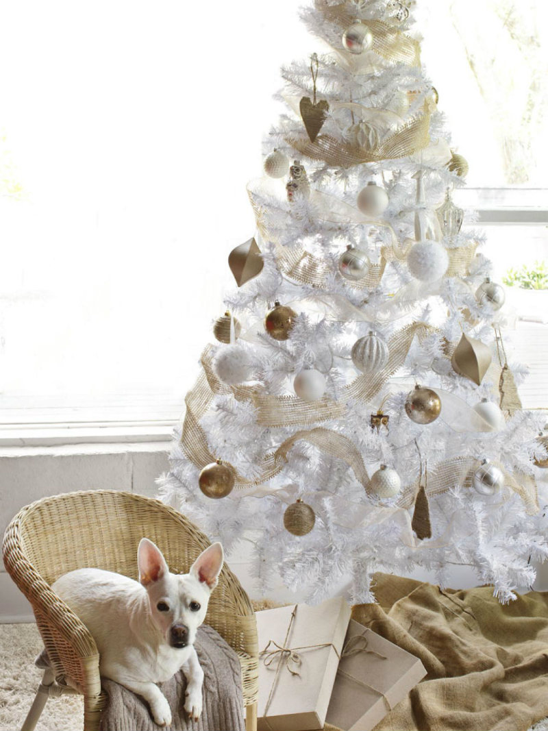 Coveted Discover Color Scheme For Christmas Decoration White Christmas Tree Decorating Ideas 2015 Covet Edition